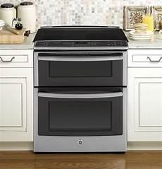 Appliances Oven by Ps950sfss Ge Profile 30 Quot Slide In Oven Electric