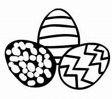 Malvorlagen Ostereier Zum Ausdrucken Kostenlose Malvorlage Ostern Drei Ostereier Zum Ausmalen