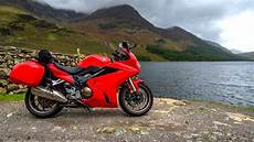 Bike Review In The Lake District 2018 Honda Vfr800f