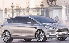 news ford unveils s max vignale concept the mpv that