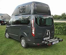 sawiko presents rear rack for the ford westfalia