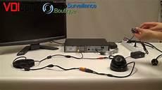 Installation De Surveillance Et Enregistreur