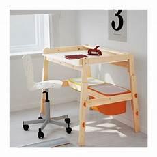 flisat children s desk adjustable ikea desk