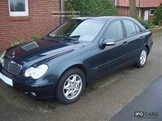 2003 mercedes c 220 cdi car photo and specs