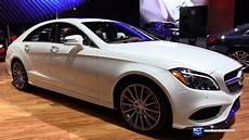 2016 Mercedes Cls Class Cls 550 Exterior Interior