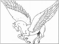 Malvorlagen Wings Unicorn Unicorn With Wings Coloring Pages At Getcolorings
