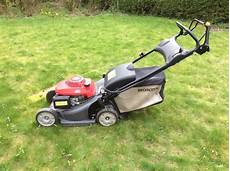 honda hrx 426 18 inch petrol lawnmower in salisbury