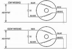 wiring diagram for forward single phase motor impremedia net