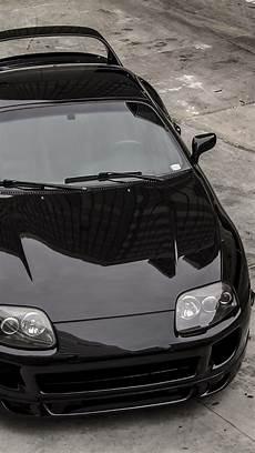 Toyota Supra Iphone Wallpaper Hd