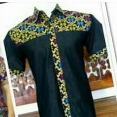 inspirasi seni jahitan hamidah burham batik songket menjadi pilihan lelaki masakini