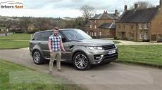 Range Rover Sport 2017 - range rover sport 2017 review driver s seat