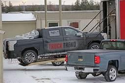 2018 Chevrolet Silverado  Rumors Price Release Date News