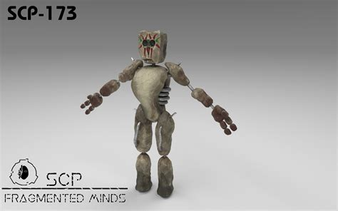 Scp 173 Redesign