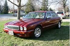 2003 jaguar xj8 for sale buy used jaguar xj8 2003 vanden plas burgundy 8500 in