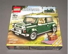 Mini Cooper Lego - lego mini cooper set 10242 creator expert green car