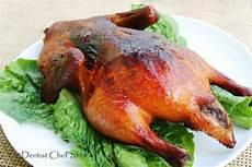Knusprige Ente Rezept - peking duck recipe with crispy crackling skin
