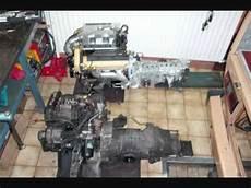 Vw T3 Motorumbau - vw t3 ford v6