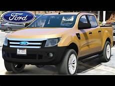 Ford V - gta v ford ranger
