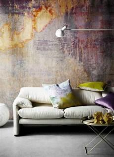 Kreative Wandgestaltung Mit Wasserfarben F 252 R Ein
