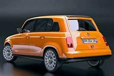Bilder Renault 4 Design Entwurf Bilder Autobild De