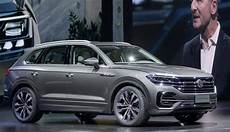 2019 Vw Touareg Interior Dimensions Redesign Suv Project