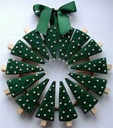 Wäscheklammern Basteln Weihnachten - wunderbare bastelideen selber machen w 228 scheklammer deko