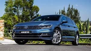 2018 Volkswagen Passat Tiguan Initial Details Revealed In