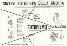 manifesto futurismo testo la3bdilicodia il sito della iii b di licodia eubea