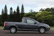Peugeot Hoggar Truck Version Of 207 Fully Revealed