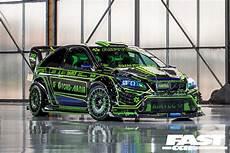 tuned 671bhp ford focus rs mk2 fast car