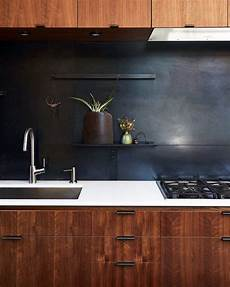Black Backsplash Kitchen Unique Kitchens Backsplashes That Are Modern Inspiring
