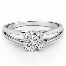 unity ring split shank solitaire engagement ring do