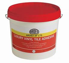 ardex af 175 lvt adhesive for all types of luxury vinyl tile