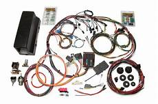 28 Circuit Direct Fit 1966 77 Bronco Harness W Switches