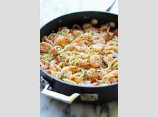 Shrimp Scampi   Fast and Easy Shrimp Dinner Recipes