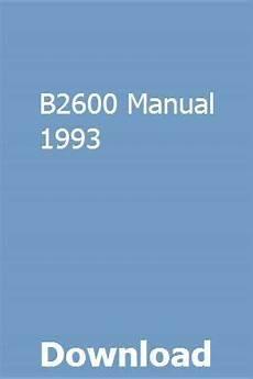 car repair manuals online pdf 1909 ford model t engine control b2600 manual 1993 pdf download online full chilton repair manual ford focus 1 ford news