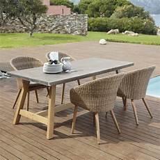 Table De Jardin 8 10 Personnes L200 Aquitaine Maisons Du