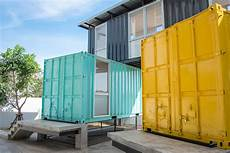 Shipping Container Designs And Architecture Gap