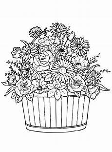 Blumen Malvorlagen Kostenlos Zum Ausdrucken Chip Ausmalbilder Blumen 3 Ausmalbilder Kostenlos