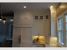 Double Row of Upper Cabinets   Traditional   Kitchen   Boston