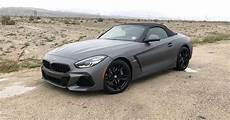 the four cylinder bmw z4 is an exercise in less is more roadshow
