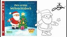nikolaus weihnachtsmann zeichnen baby pixi weihnachten