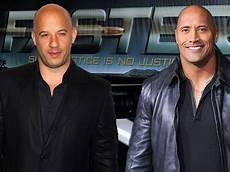 The Rock Vin Diesel Zum Ersten Mal Als Team Promiflash De