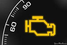 voyant voiture orange signification how to replace an air fuel ratio sensor yourmechanic advice