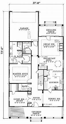 narrow lot house plans with rear garage hawk hill narrow lot home garage floor plans narrow lot