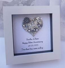 25th Anniversary Wedding Gifts
