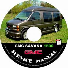 car maintenance manuals 1996 gmc savana 1500 auto manual 1997 gmc savana 1500 g1500 service repair shop manual on cd 97 fix repair rebuild workshop guide