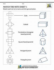 geometry nets worksheets 823 geometry challenge tuesday munn s grade 5 mme kus and mrs mackay
