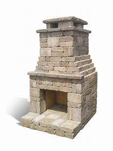 Schornstein Bausatz Stein - outdoor living kits to add function and value to your home