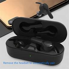 Bakeey 25led Wireless Charger Charging Touch by Bakeey Ts04 Tws Wireless Bluetooth 5 0 Earphone Hifi